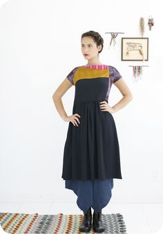 Image of Mona Dress Black. M'encantaaaaaa!