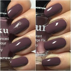 Paint nails - so it works perfectly!- Nägel lackieren – so gelingt es perfekt! Paint nails – so it works perfectly! Diy Nails, Cute Nails, Pretty Nails, Afro Hair Care, Natural Nail Designs, Nagel Hacks, Nail Effects, Cnd Shellac, Beauty Recipe