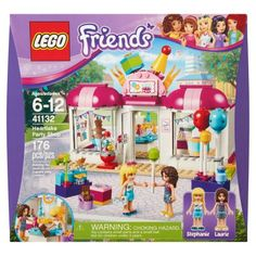 c208f6d4875 Lego Friends Heartlake Party Shop Building Toy Ages 6-12