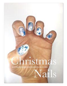 Deck the halls with boughs of holly, tra-la la-la la la-la la laa!    Check out Monika's gorgeous sparkly Christmas-themed nail art! ❄️  ☎️ To book your Christmas nails, call 02920461191  http://worldchampionhairdressing.co.uk/beauty-prices/  #simonconstantinou #beautycardiff #Christmas #Christmasnailart #OPI