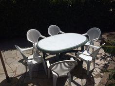 Come recuperare le sedie di plastica macchiate non so se è mai capitato che fosse successo anche a voi, le mie erano ormai da bianche diventate nere. http://www.blogfamily.it/26820_recuperare-le-sedie-plastica-macchiate/