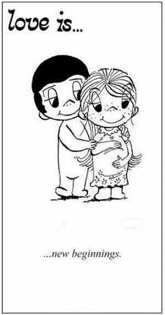 Love is. ..♥