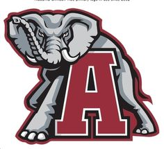 university of alabama afghan pattern - Google Search