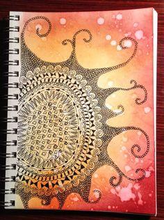 art journal pages pinterest | Art Journal Page | Art journals
