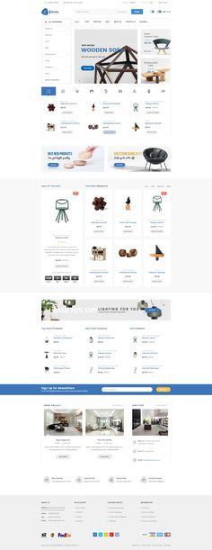 412 Best Ecommerce Wordpress Themes images in 2019 | Wordpress