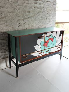 Water Lily Sideboard