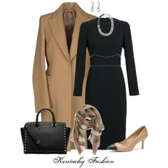 """""""Funeral Director #16"""" by kentuckyfashion on Polyvore"""