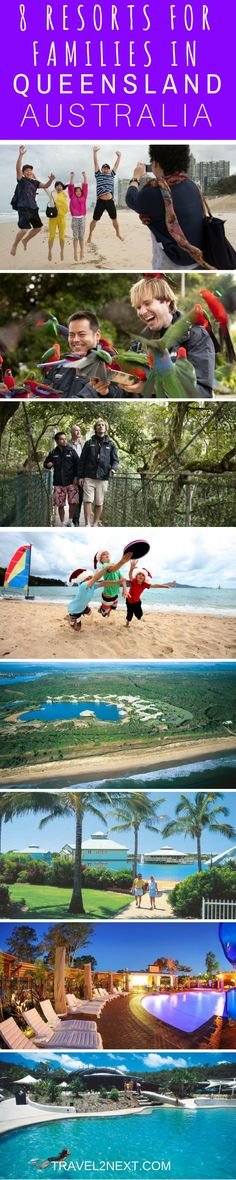 Travelling with the family? There are some places that are better than others when travelling with the kids.