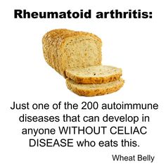 Pin de sofia fernandes em sem gluten dr william davis pinterest rheumatoid arthritis just one of the 200 autoimmune diseases that can develop in anyone without fandeluxe Image collections