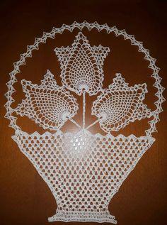 18th, Painted Fan, Mantas Crochet