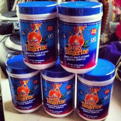 @el_hoser Got my shipment in! #beyondtangytangerine #minerals #vitamins #youngevity #90forlife #healthy #immunesystem #glutenfree @itsmsrandom on my second order, highly recommended