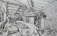 4 point perspective - Google Search