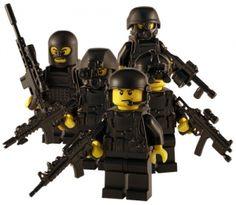 Tactical Team 5 Man