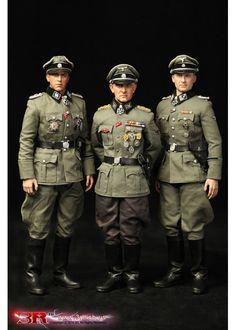 """3R - GM632 - SS-Oberst-Gruppenfuhrer - Josef """"Sepp"""" Dietrich - The Falcon's Hangar"""