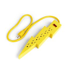 this is sold out. Share if you want to see it come back! Literal Lightening Power Strip   dotandbo.com