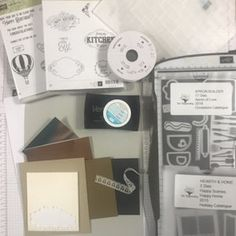An online community for art stampers and scrapbookers