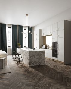 Kitchen - Private Client on Behance