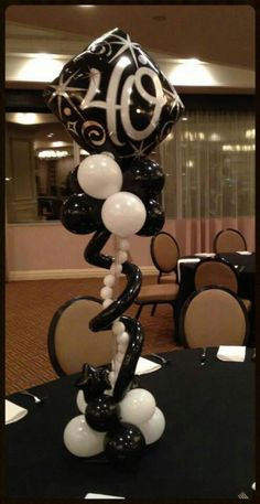 40th Birthday Find This Pin And More On Party Ideas