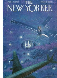 The New Yorker cover, April 1960 by Garrett Price The New Yorker, New Yorker Covers, Magazine Art, Magazine Covers, New Yorker Cartoons, Vanity Fair, Printable Art, Art Museum, Vintage Photos