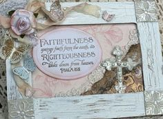 Our Daily Bread designs Customer Card of the Day Tammy @ Beyond Measure
