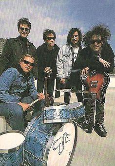 The Cure 1996 (Wild Mood Swing era)