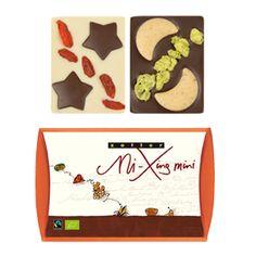 zotter Schokoladen Manufaktur: Weihnachtsmini Vegan 2er