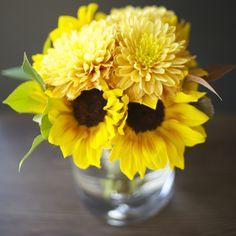 Como hacer un arreglo floral rápido y fácil | En mi cocina hoy