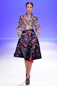 Butterflys in fashion