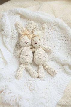 crochet bunny inspiration : ♛ A wHiMSiCaL RomAnCe ♛ : Photo