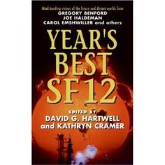Year's Best SF 12.  [Two of my personnas are characters in Michael Flynn's Dawn, and Sunset, and the Colours of the Earth.]