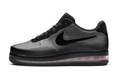 Nike Air Force One Foamposite - Black Friday