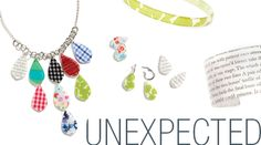 Unexpected, Color by Amber Jewelry.