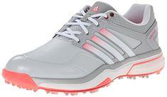 adidas donne adizero sport ii scarpa da golf, blu / bianco / bagliore solare