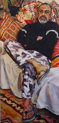 BELINDA EATON  Portrait (2004)