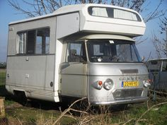 1978 Commer PB2500 Camper 22-VK-93 by Nicholas1963, via Flickr