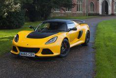 2016 Lotus Exige Sport 350