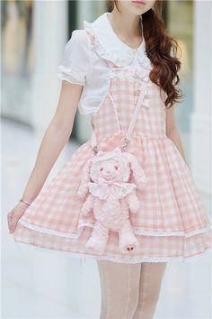 ☽Monster✞  I love that dress it is so cute