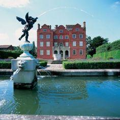 Kew Palace, Richmond-upon-Thames, Surrey Richmond Upon Thames, Royal Park, Hampton Court, Kew Gardens, River Thames, Historic Homes, Surrey, Museums, Palace
