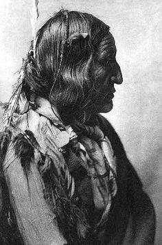 "Chief Little Coyote, (1820–1904) was a Northern Cheyenne Chief. He was known as a great military tactician and led a dramatic escape from confinement in Oklahoma back to the Northern Cheyenne homeland in 1878. He was chosen one of the ""Old Man"" chiefs among the Council of Forty-four, a high honor in traditional Cheyenne culture. He was also chosen as Sweet Medicine Chief, bearer of the spiritual incarnation of Sweet Medicine, a primary culture hero and spiritual ancestor of the Cheyenne."