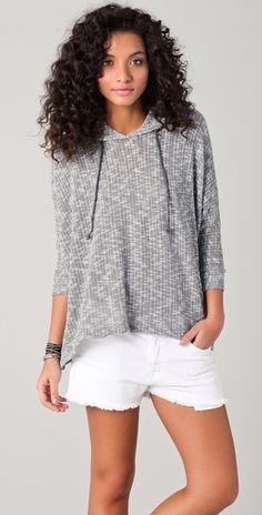 LNA Sweater Hoodie