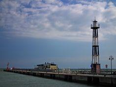 Il faro di Cattolica. #faro #Adriatico #lighthouse #marAdriatico #EmiliaRomagna