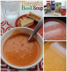 Homemade Tomato Basi