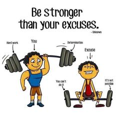 Be stronger than your excuses. We make excuses everyday and we let it become stronger than ourself. 🗣 - It's just an illusion of your mind. You are good enough to do anything in this world. Amazing Inspirational Quotes, Motivational Picture Quotes, Motivational Thoughts, Inspiring Quotes About Life, Positive Quotes, Nice Quotes, Real Life Quotes, Reality Quotes, Quotes To Live By