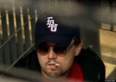 Leonardo DiCaprio smoking an Electronic Cigarette   #ecig #vaping