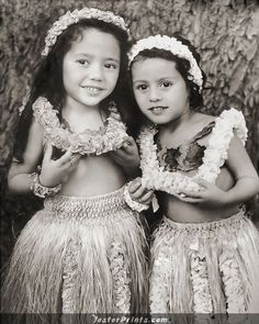 I adore these keiki hula girls!! Absolutely darling!!
