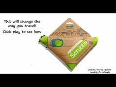 The Scrubba™ Wash Bag | Eartheasy.com