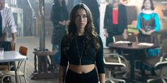 'The Magicians': Stella Maeve Discusses Julia Wicker's 'Destructive' Path The Magicians Julia, The Magicians Syfy, Grunge Fashion, All Fashion, Fashion Show, Viera, The Girl Who, Favorite Tv Shows, Wicker