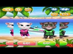 Talking Tom Jetski - Tom Gameplay For Children 2018/Games Kid's