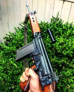 Fair Winds and Following Seas — weaponslover: FN FAL - L1A1, Australian Made. - ©
