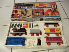Lego 4.5 Volt Batterie-Zug (1967) in Guttet - Feschel von ciani2 kaufen bei ricardo.ch